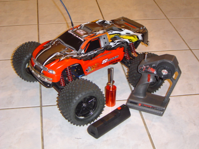 traxxas s maxx rtr for sale r c tech forums. Black Bedroom Furniture Sets. Home Design Ideas