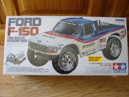 tamiya ford f150 race truck. Black Bedroom Furniture Sets. Home Design Ideas
