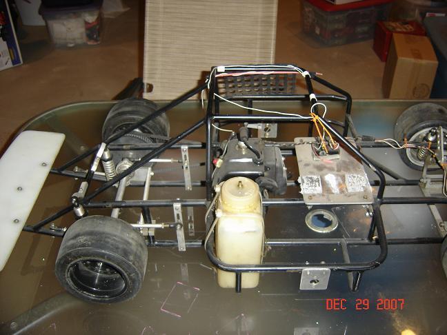 Rc sprint car kits for sale 12