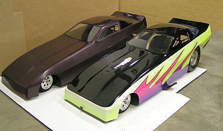 Two 1/4 Scale Pacesetter Funny Cars - R/C Tech Forums
