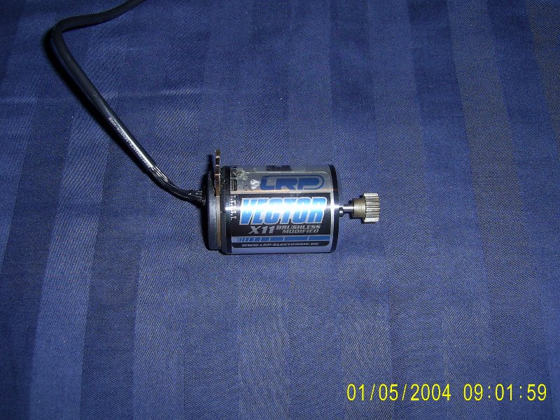 Lrp X11 4 5 Brushless Motor For Sale R C Tech Forums