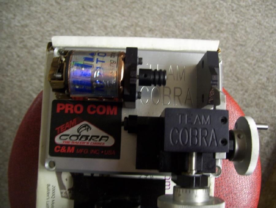 F s team cobra comm lathe tekin motor dyno r c tech forums for Danvers motor co inc