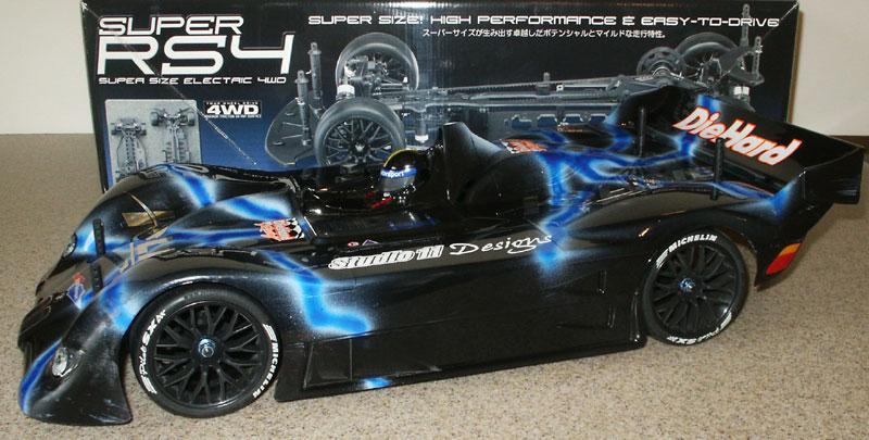 Hpi Rs4 Super Electric R C Tech Forums