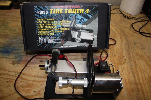 Eagle Racing #1650 Tire Truer 4 - R/C Tech Forums