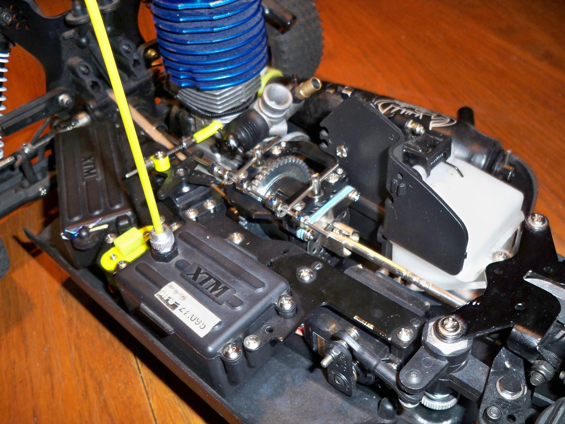 Xtm Motor Parts