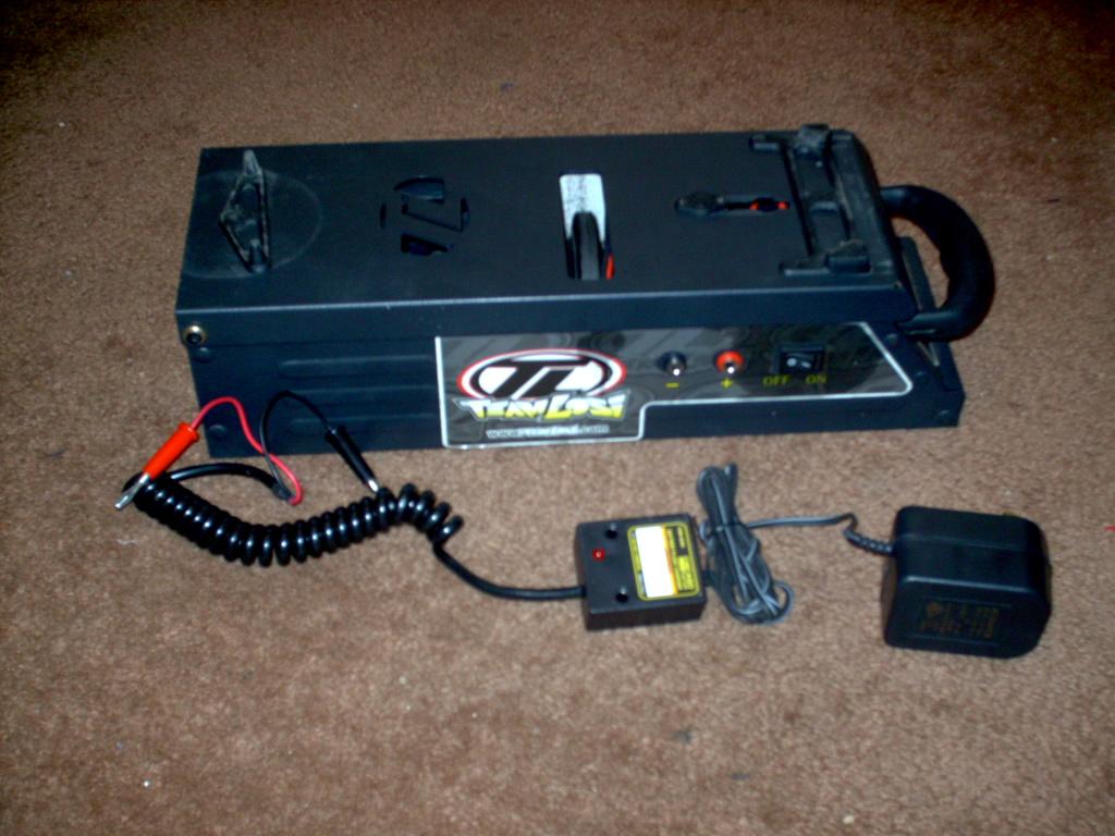 Axial Motor Starter : Axial motor lrp losi starter box r c