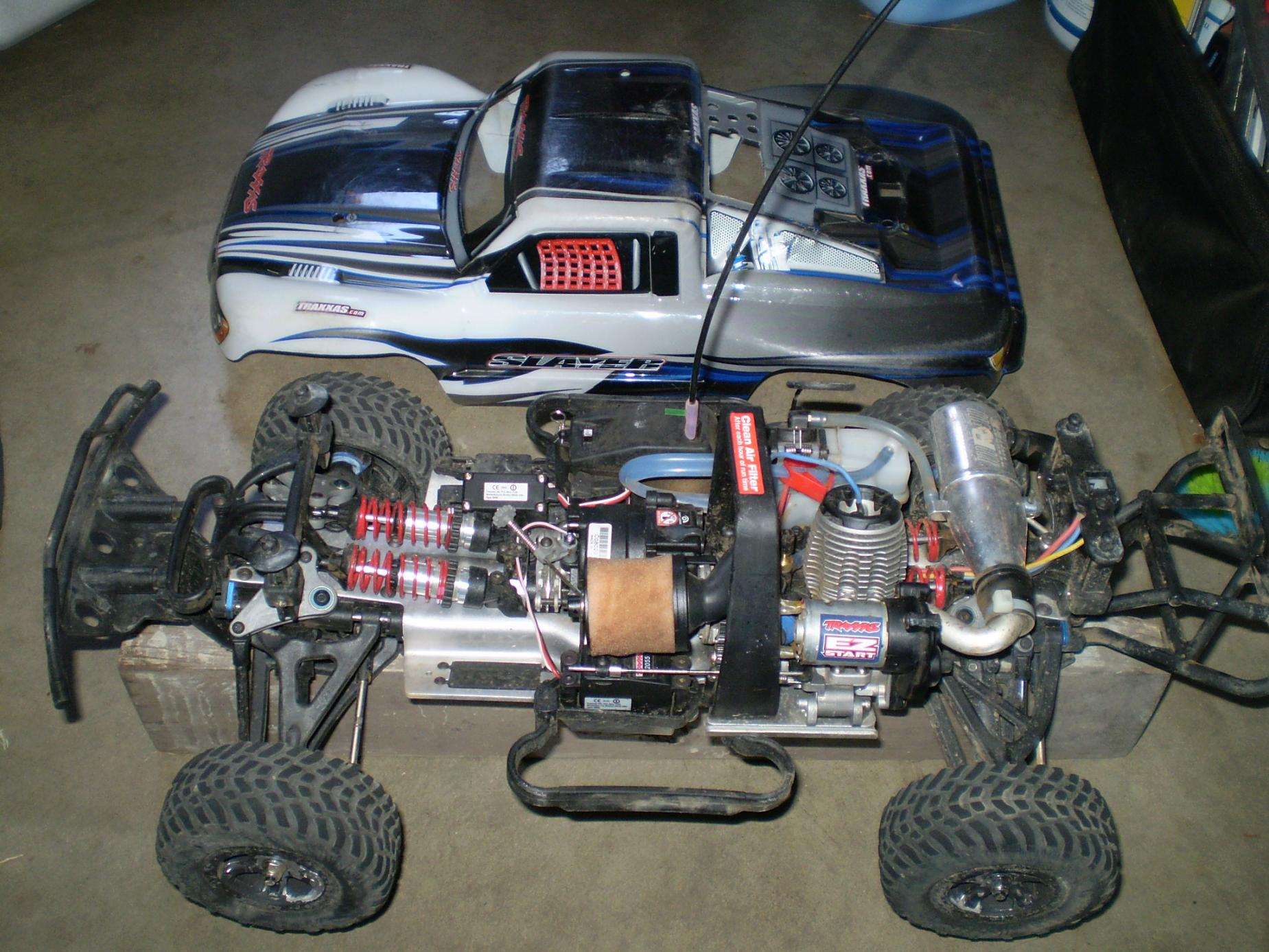 Traxxas Slayer 3 3 For Sale or Trade p
