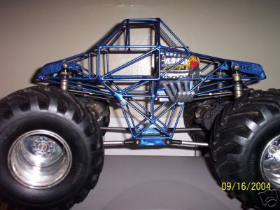 John Boyer Tube Frame Clodbuster Pics Inside Rc Tech Forums