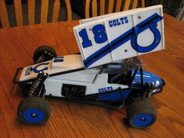 Custom Works Outlaw Sprint Car R C Tech Forums