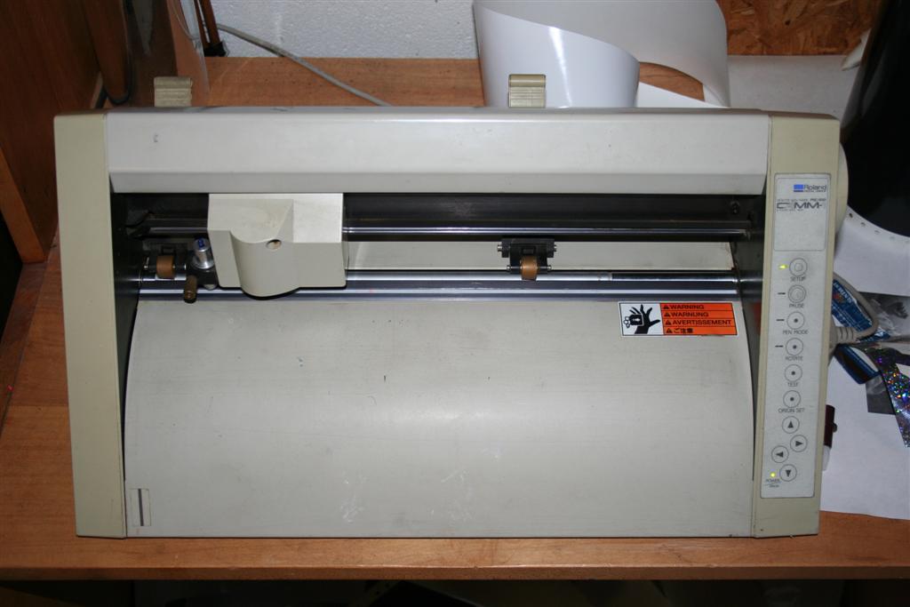 Roland Vinyl Cutter Plotter ***Make your own DECALS*** - R/C Tech Forums