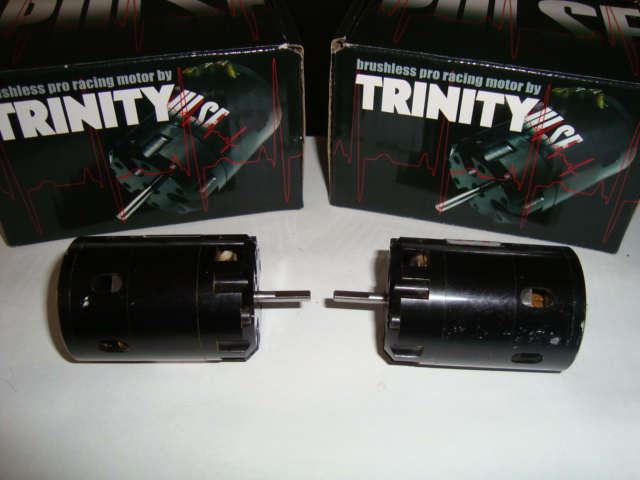 Trinity Brushless Motors 7 5 And 8 5 R C Tech Forums