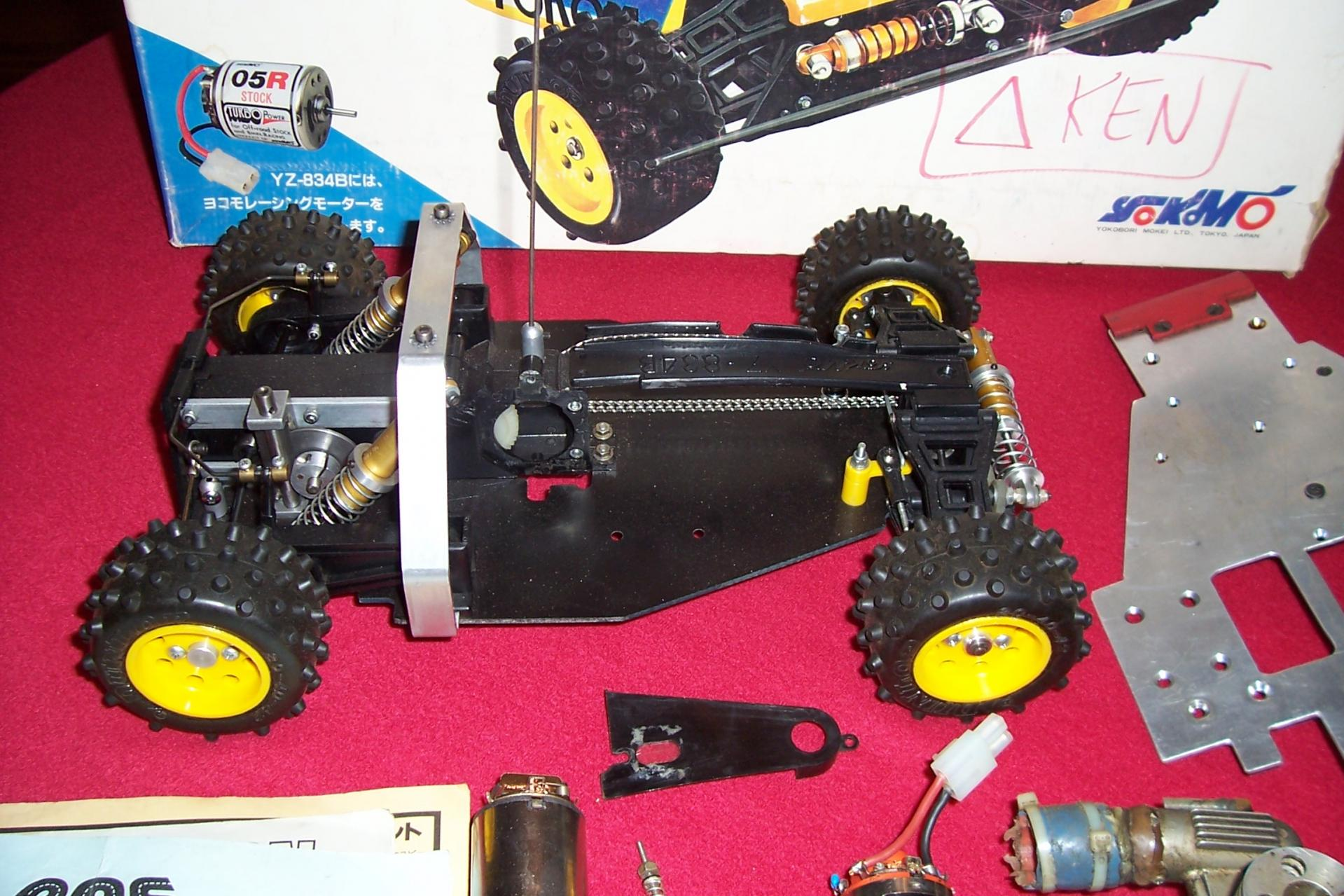 Cars For Sale In Colorado >> YOKOMO YZ-834B VINTAGE RC CAR - R/C Tech Forums