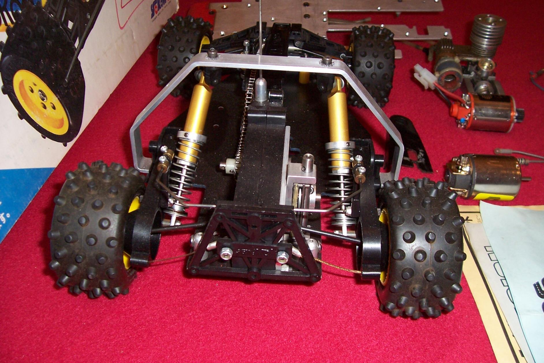 Yokomo Yz 834b Vintage Rc Car R C Tech Forums