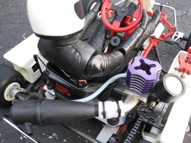 Go Karts Columbus >> Kyosho Kart 10 Racing Go-Kart Vintage - R/C Tech Forums