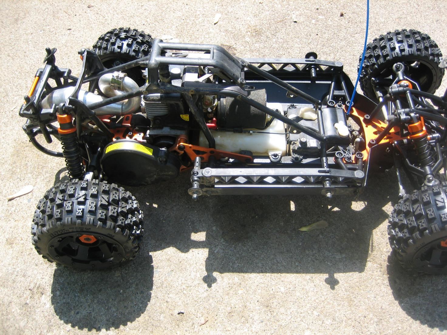 Hpi Baja 5t R C Tech Forums
