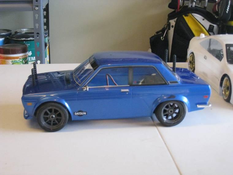 Datsun Race Car Parts
