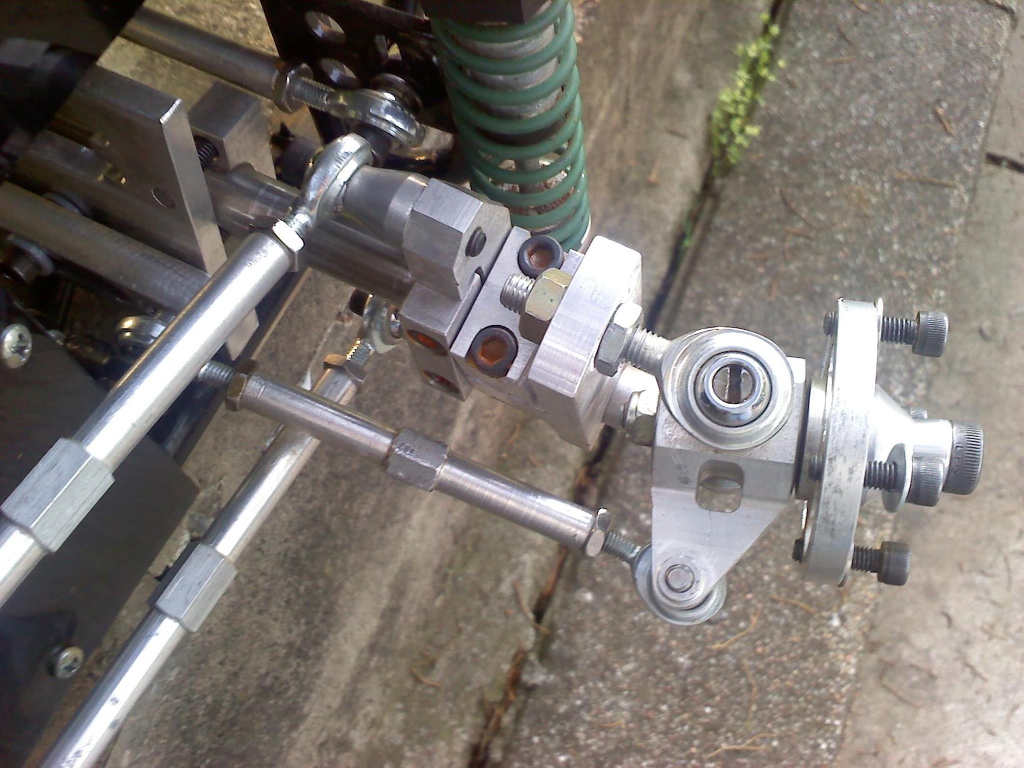 Quarter Scale Rc Car Parts