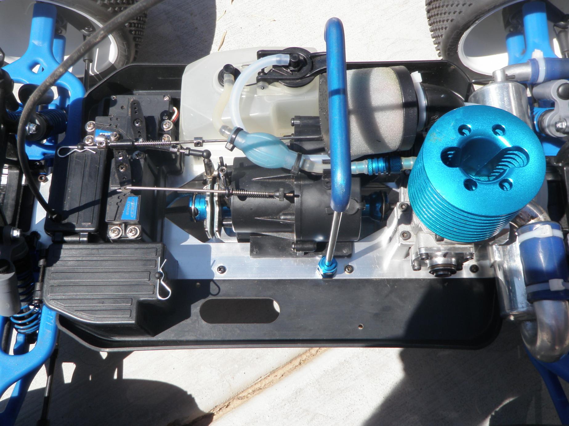 Team associated Monster GT 8 0 MGT p