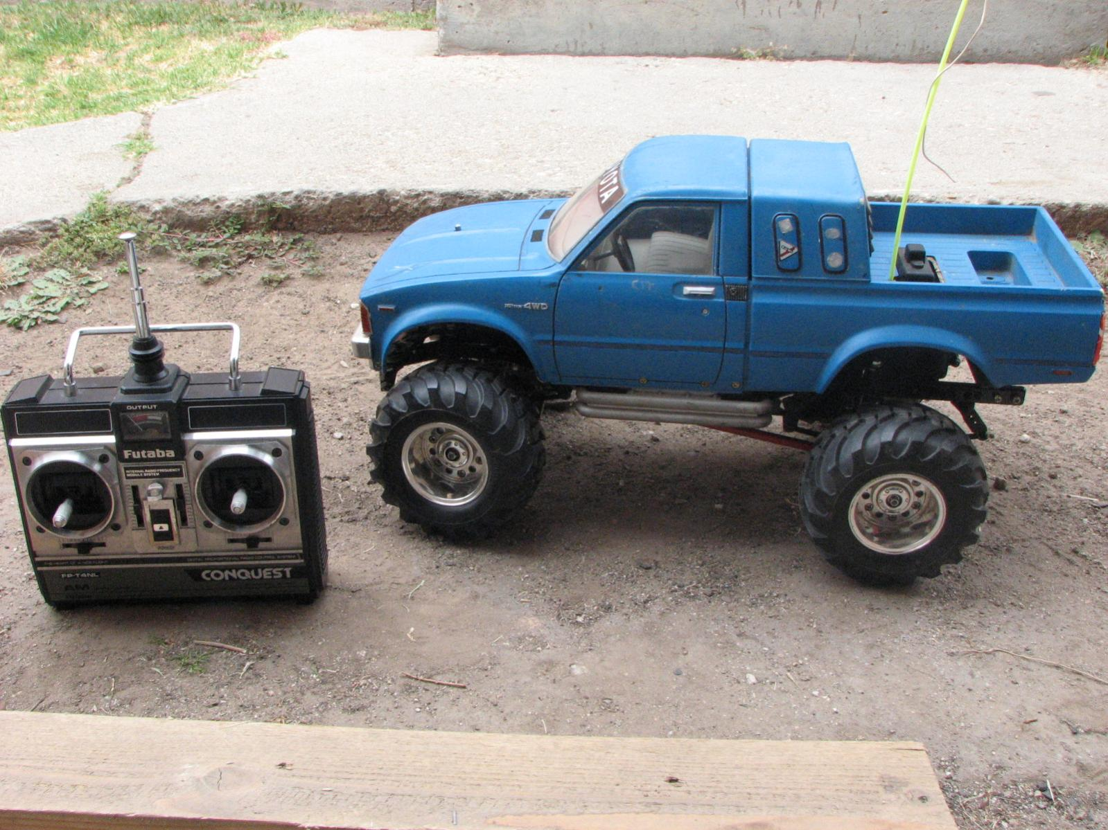Used Rc Cars For Sale Or Trade