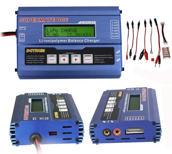 Li Po battery charging