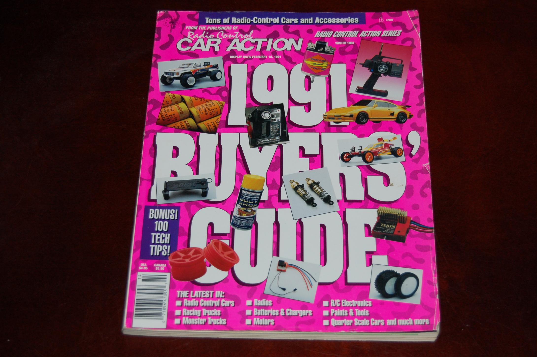 Radio Control Car Action Magazines 1988-1991 - R/C Tech Forums