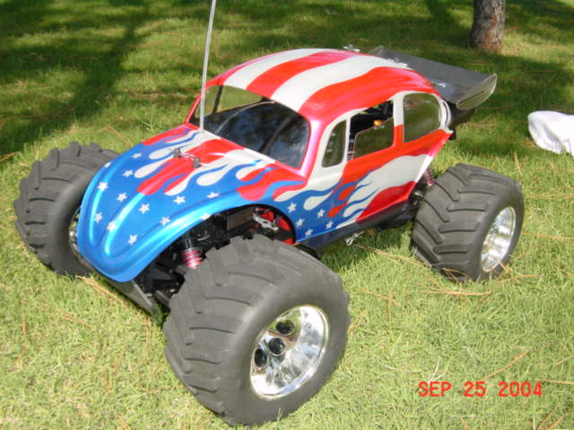 1 5 Scale Fg Monster Beetle Off Road Rc With Alloy