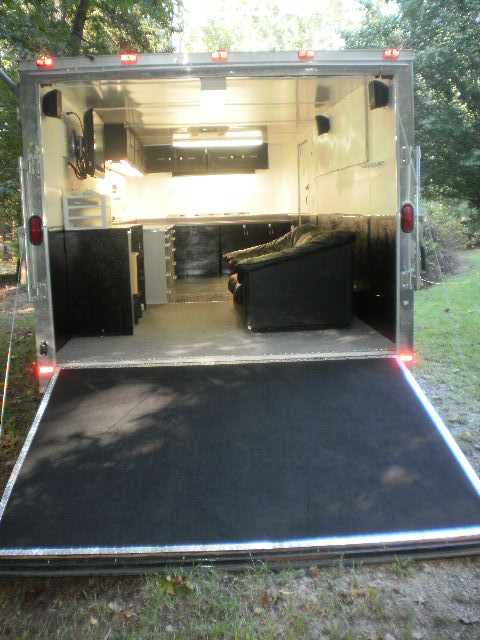 Race Car For Sale >> CUSTOM RACE TRAILER 8.5X20 - R/C Tech Forums