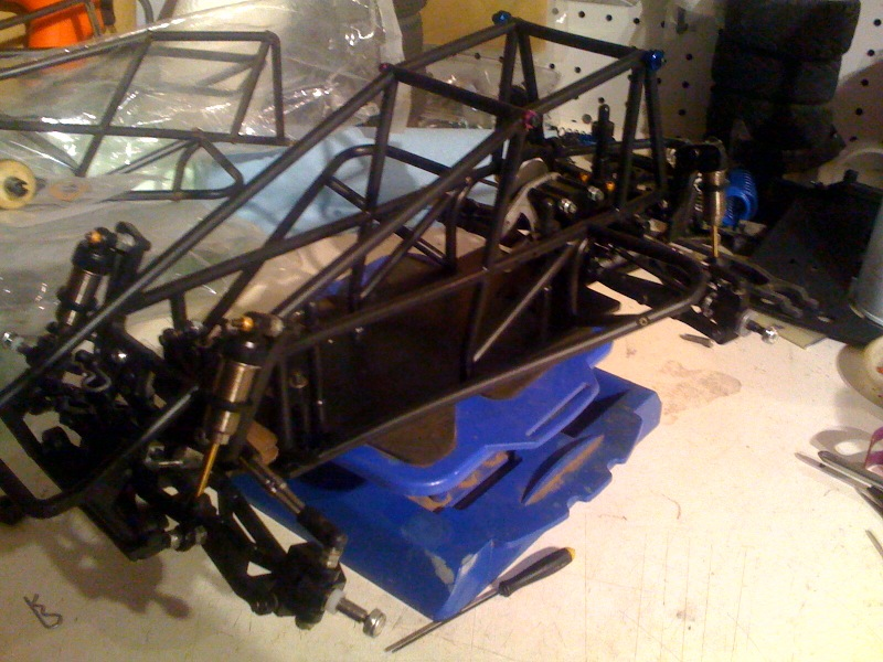 Custom Works Sprint Car For Sale