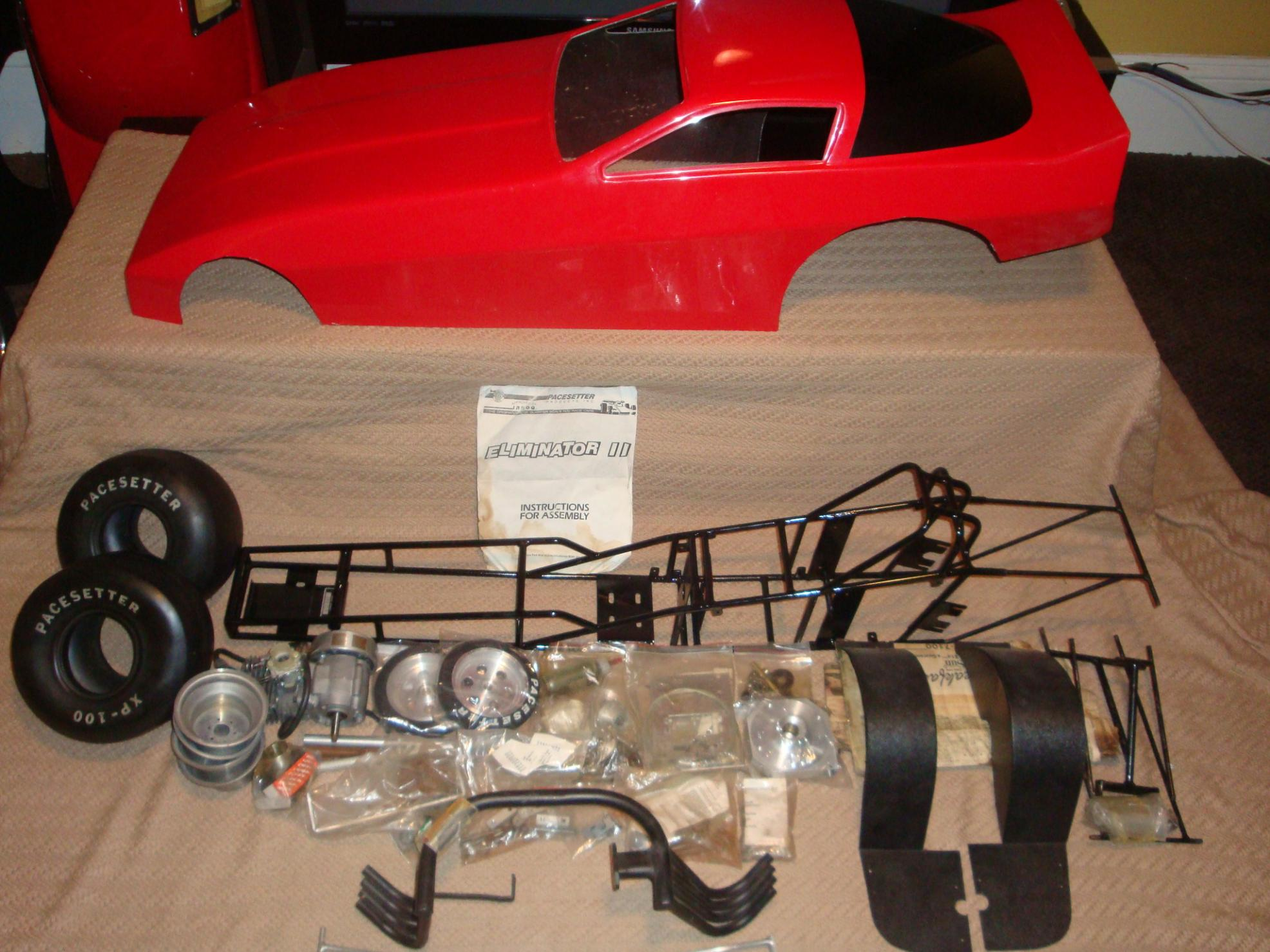 New 1/4 scale Funny car Kit - R/C Tech Forums
