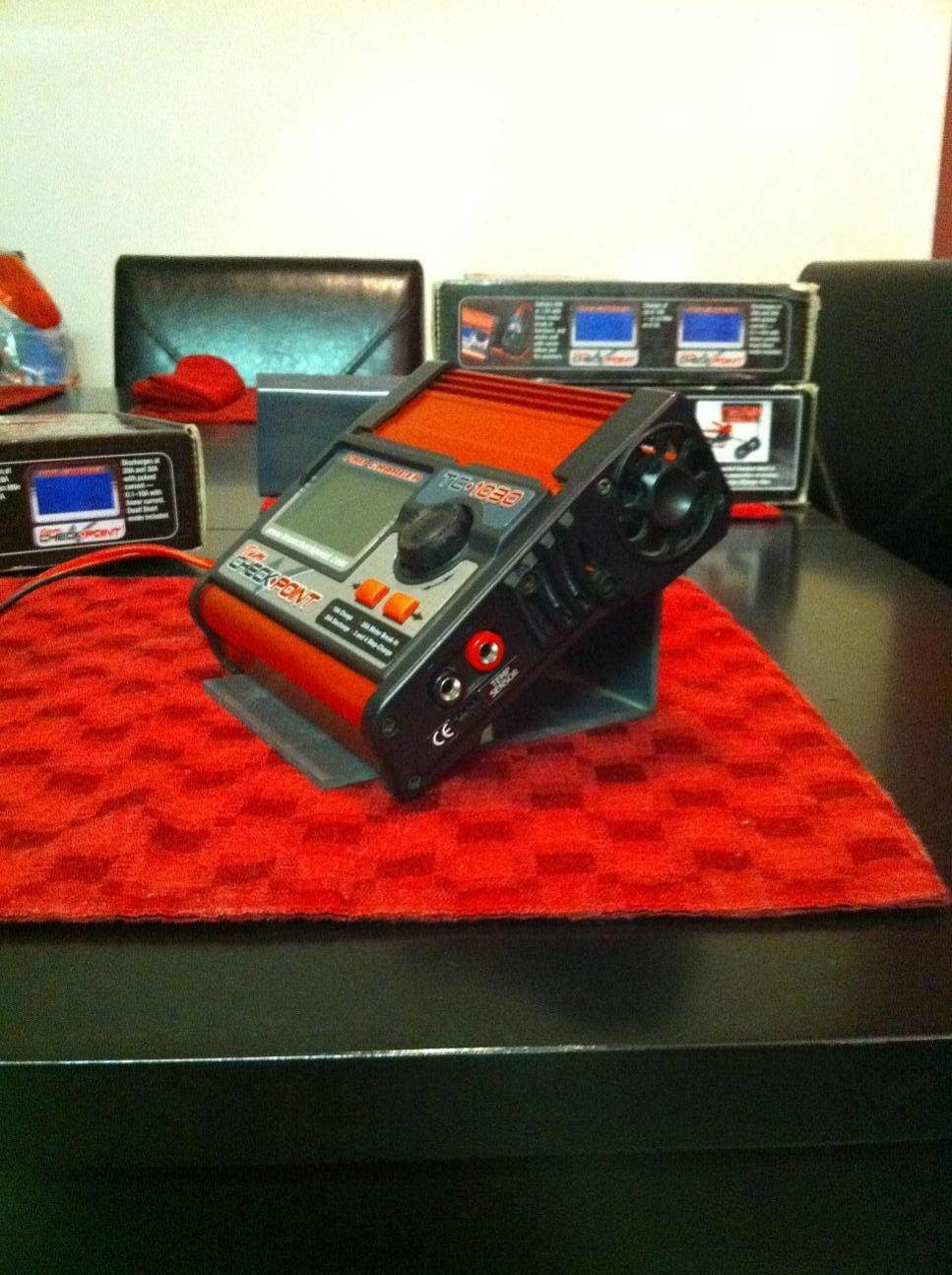 bestrc with 434749 Team Checkpoint Chargers Balancer Power Supply on Best Rc Boat Rough Water likewise Best Rc Cars Under 200 besides Best Rc Semi Trucks moreover Official New Traxxas E Revo 2 0 With Video in addition Xtreme Racing Losi Rock Rey Carbon Fiber Body Kit.
