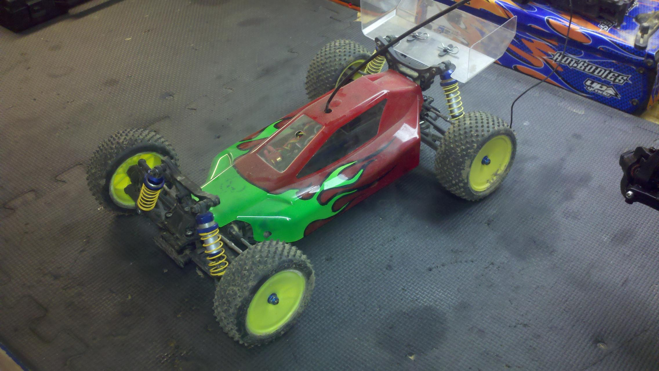 For Sale T4 39 S Kyosho Zx5 And Brushless Motors R C Tech
