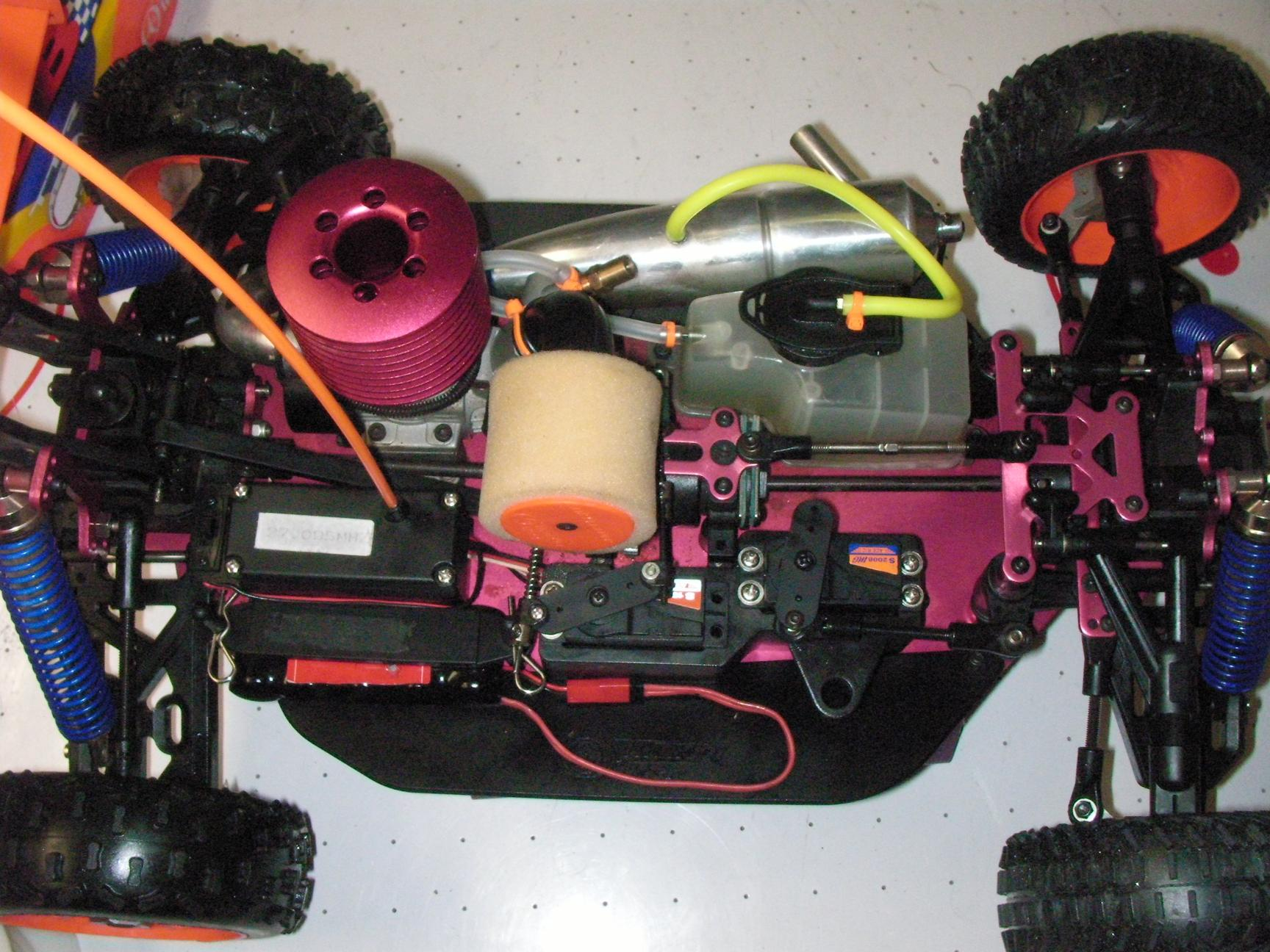 Cheap Car Tires >> FS or FT:Thunder Tiger EB4 S2 Pro Buggy - CHEAP!! - R/C ...