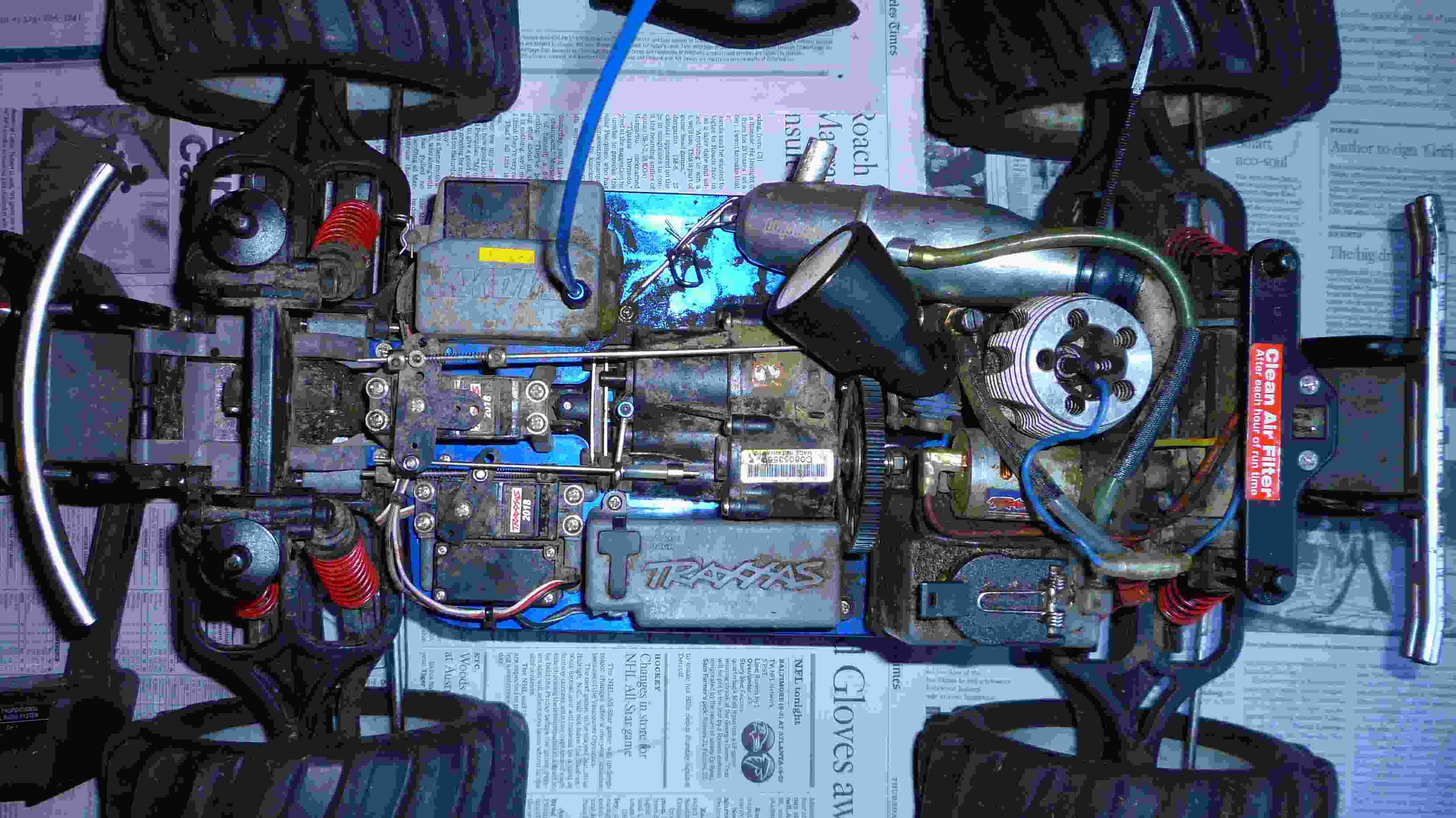 Traxxas 2 5 Engine Diagram Change Your Idea With Wiring Nitro Rustler Parts For T Maxx Slayer R C Tech Forums Rh Rctech Net 25 List
