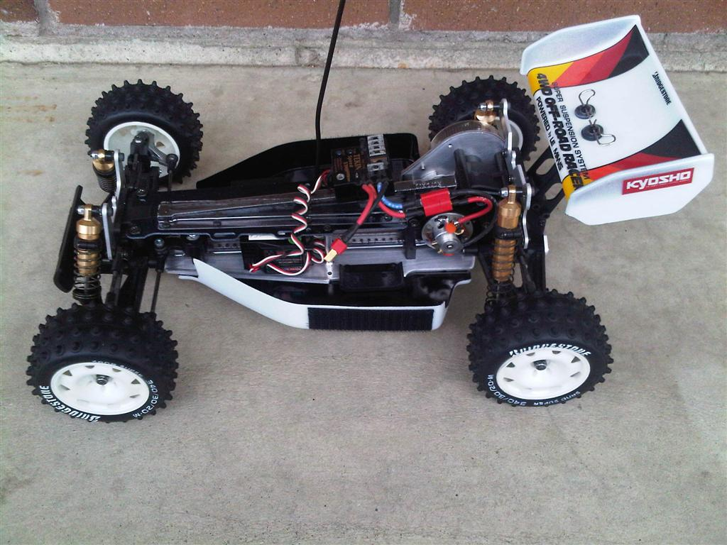 vintage kyosho optima mid   r c tech forums