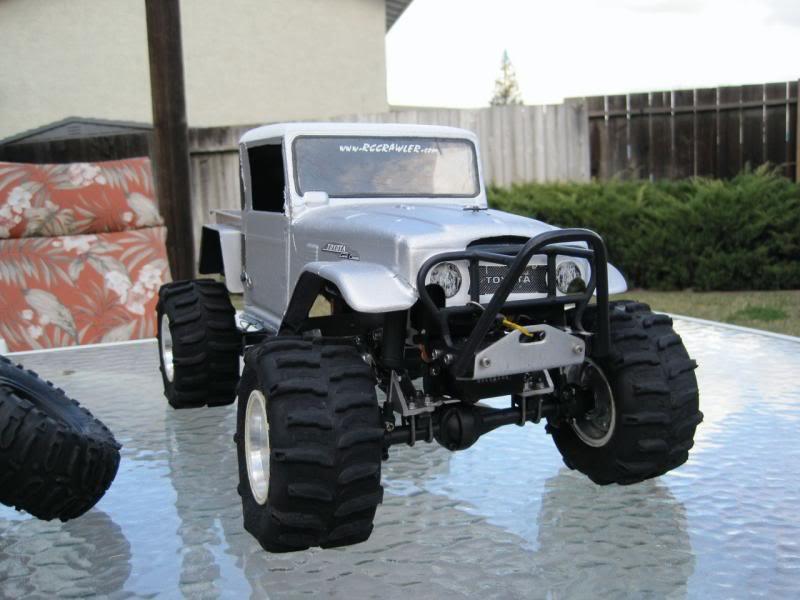 Custom Built RC Rock Crawler Scale Crawler MUST SEE!!! - R ...