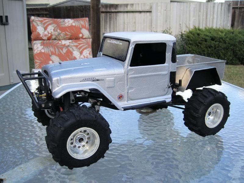 Custom Built Rc Rock Crawler Scale Crawler Must See R C Tech Forums
