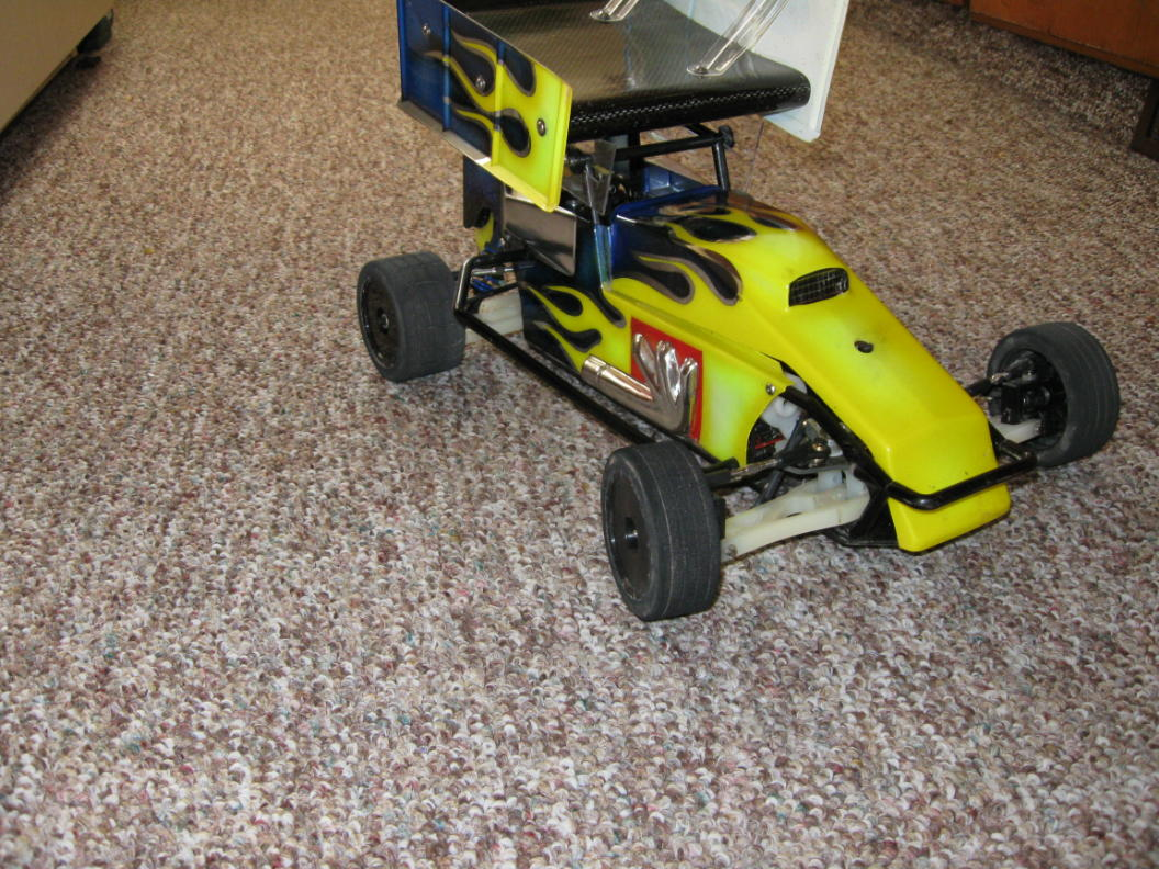 Dynotech Sprint Car (Dirt Oval) For Sale