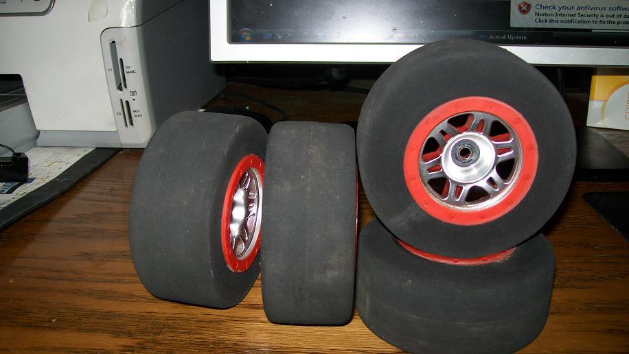 Slash Blitz Foam Carpet Tires And Wheels R C Tech Forums