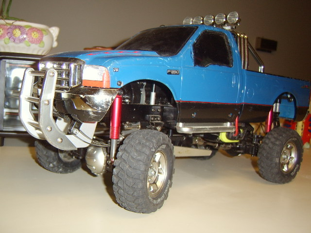ford f350 lifted for sale. ft-fs-tamiya-1-10-ford-f350-
