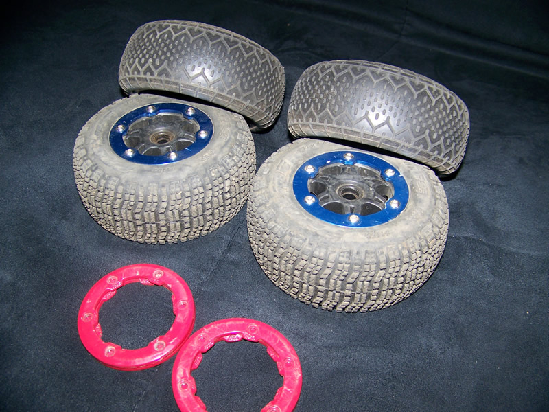 pro line sc10 bead locks and tires r c tech forums