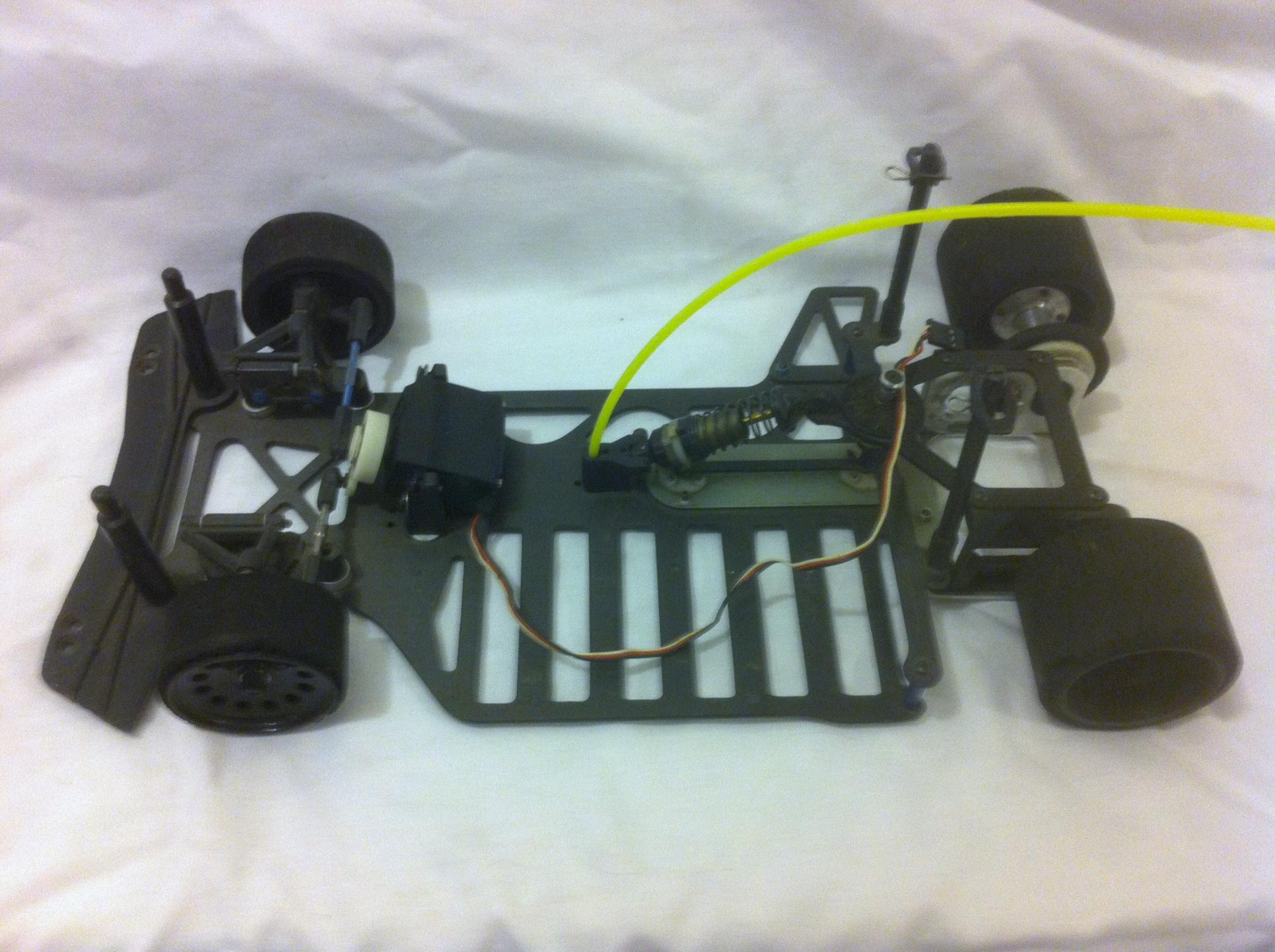 RC10L Bolink Oval Car