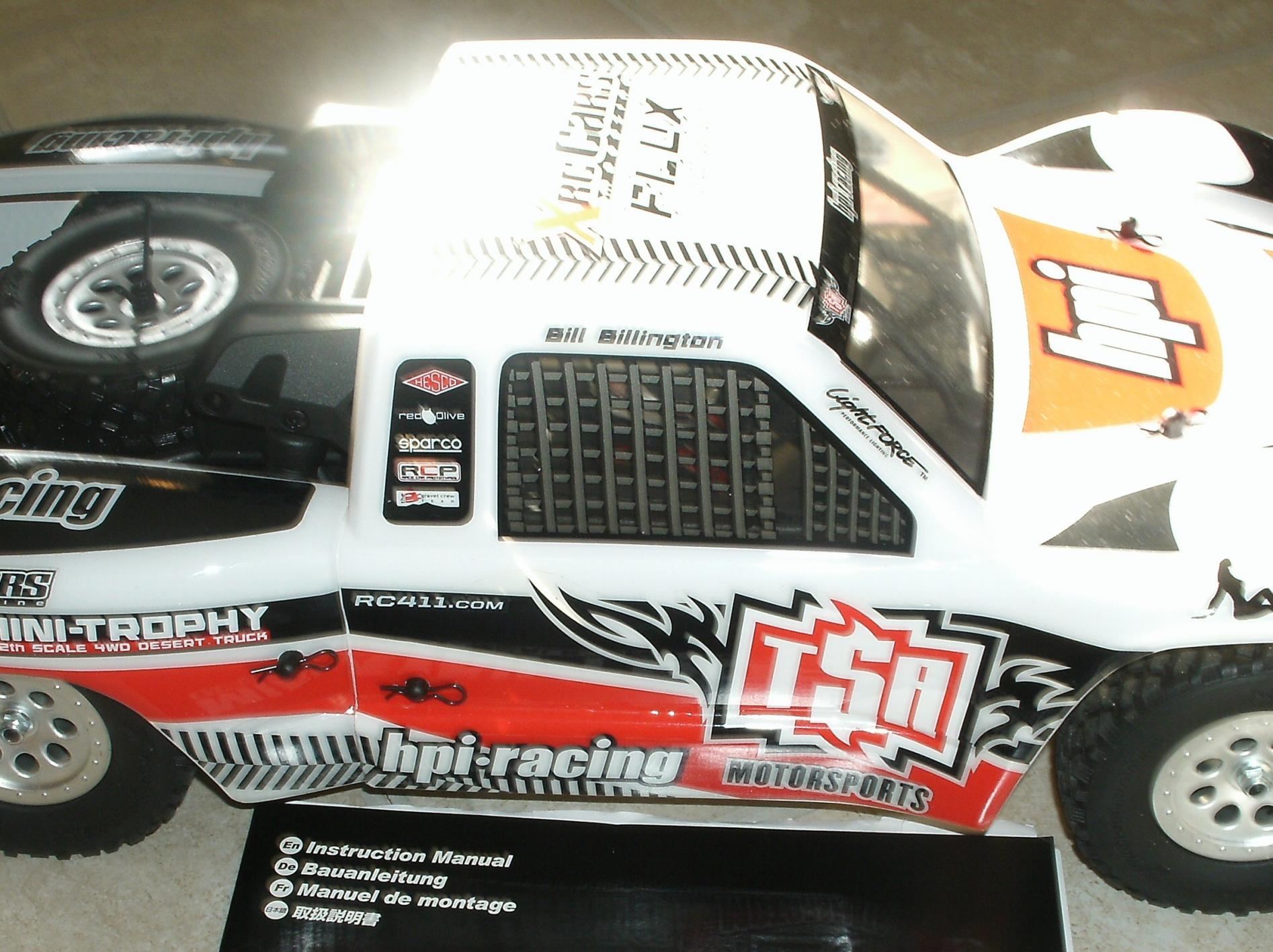 Trophy Truck For Sale Craigslist >> Brushless trophy truck hpi - R/C Tech Forums