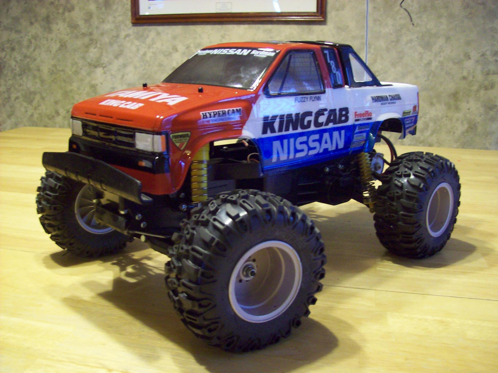 Monster Trucks For Sale >> Vintage Tamiya King Cab - R/C Tech Forums