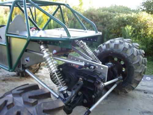 Rock Crawler Chassis : Rc crawler clodbuster with scorpion tube chassis r c