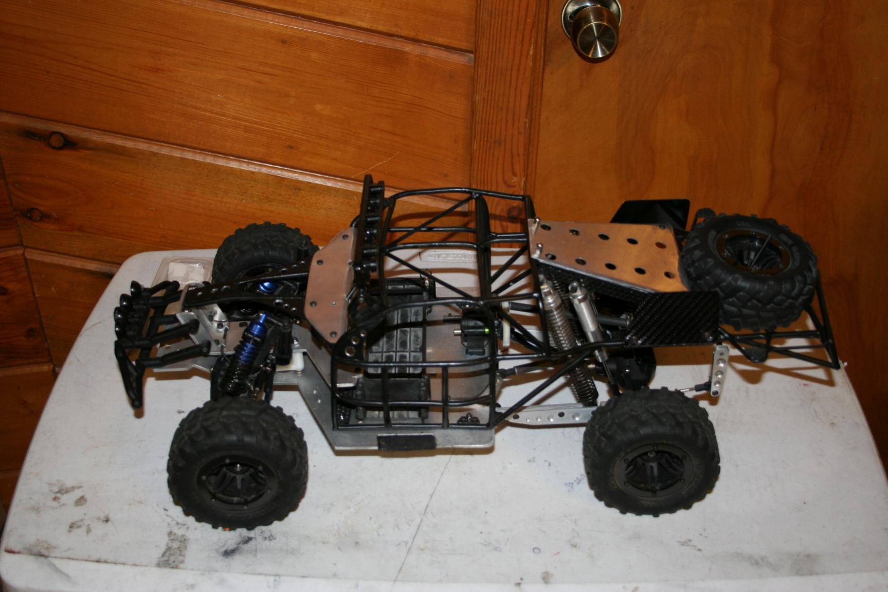 100% custom Trophy Truck - R/C Tech Forums