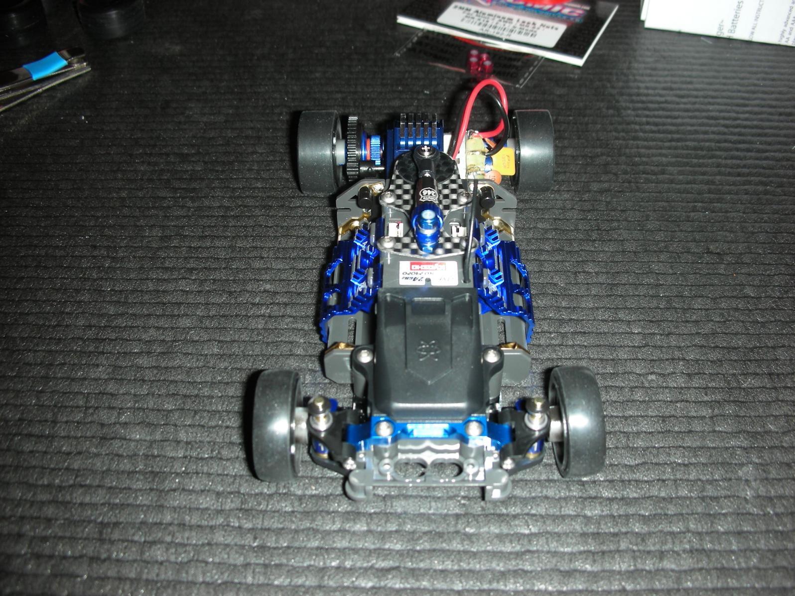 Kyosho Mini Z Mr03 R C Tech Forums