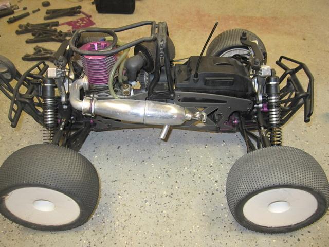 Savage X Ss 4 6 Hpi Big Bore And Suspension Conversion