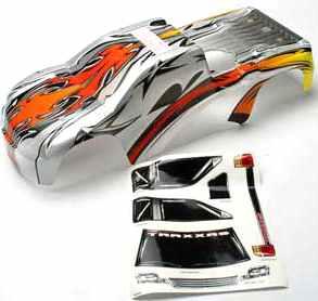 new in package traxxas revo 2 5 prographix body for sale Traxxas 4-Tec
