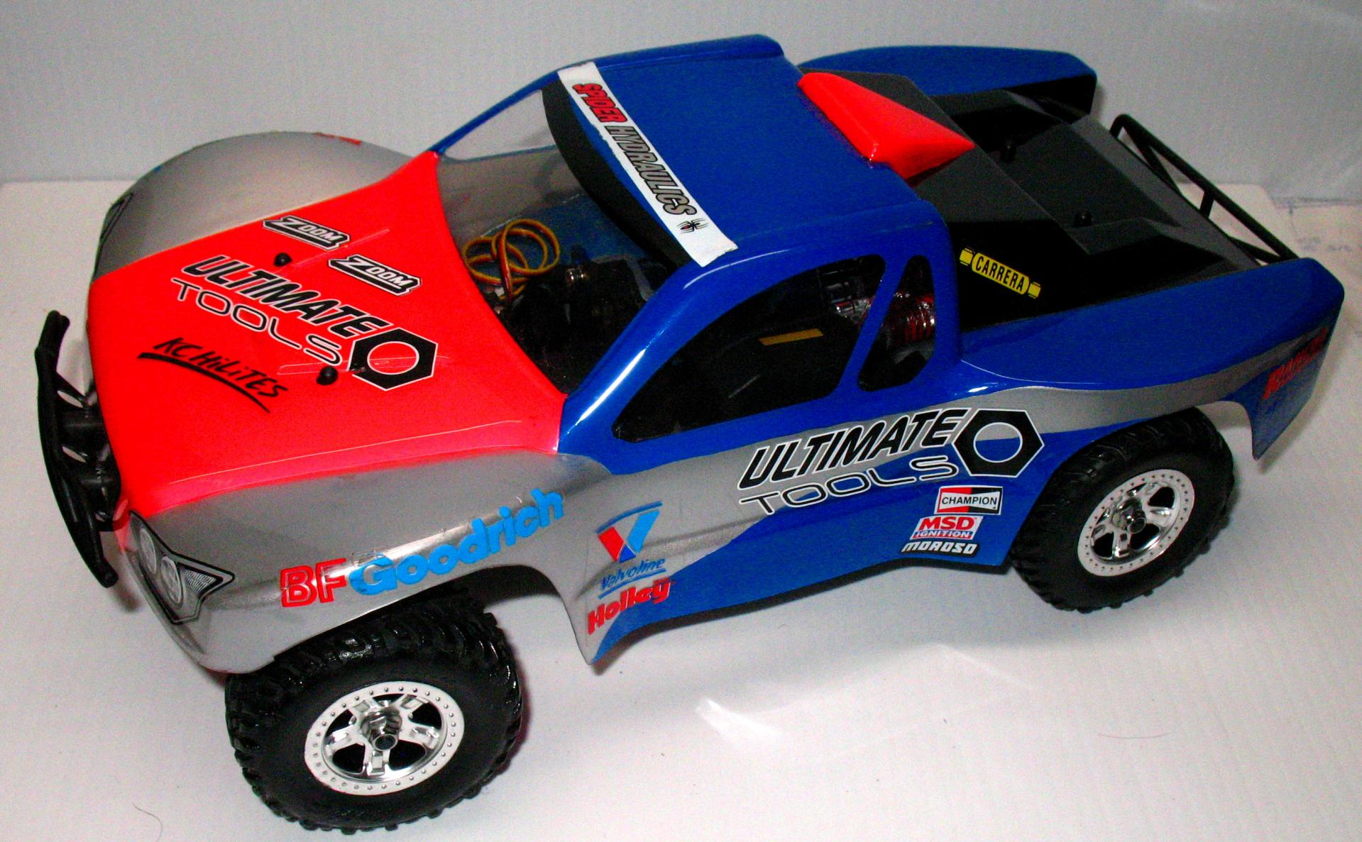 Niederlande-infos | Pictures of Custom Traxxas Slash Body