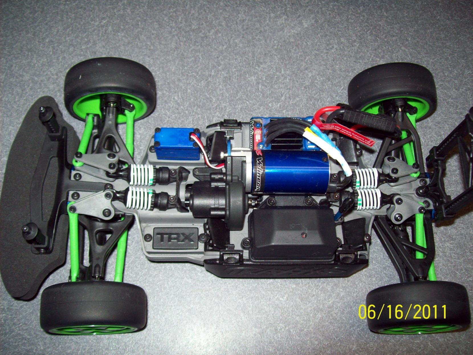 Traxxas 1 16 Rally Car Ken Block Fiesta R C Tech Forums